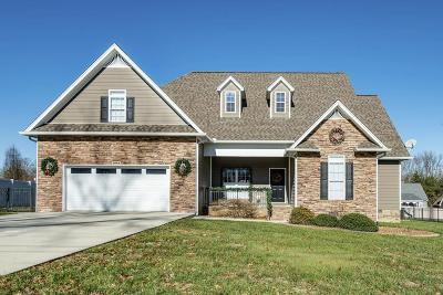Cookeville Single Family Home For Sale: 804 Windingbrook Court