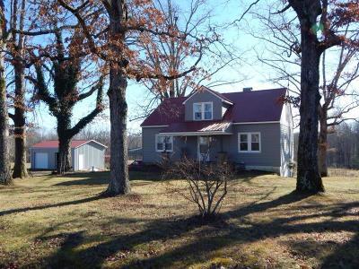 Crossville Single Family Home For Sale: 873 Creston Rd