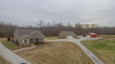 Baxter Single Family Home For Sale: 6750 Thomas Twin Oaks Drive