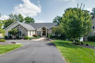 Crossville Single Family Home For Sale: 355 River Bend Drive