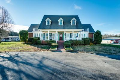 Cookeville Single Family Home For Sale: 7470 Smith Chapel Road