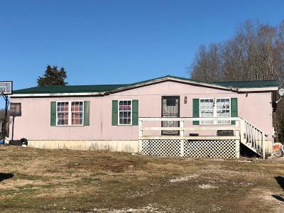 Cookeville Single Family Home For Sale: 4501 Gainesboro Grade