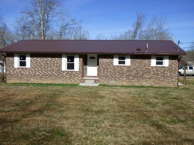 Crossville Single Family Home For Sale: 25 Bent Tree Drive