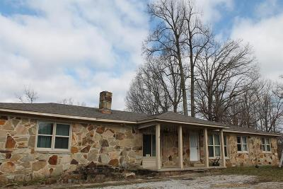 Sparta Single Family Home For Sale: 9999 Crossville Hwy