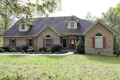Crossville Single Family Home For Sale: 263 Magnolia Lane