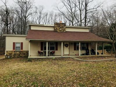 Cookeville Single Family Home For Sale: 1045 Melrose Drive