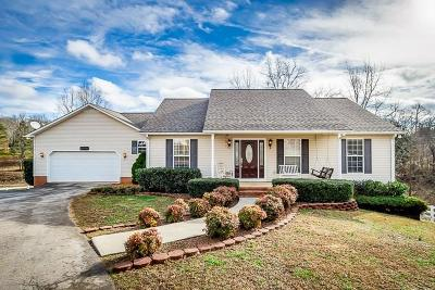 Cookeville Single Family Home For Sale: 1765 Pebblestone Way