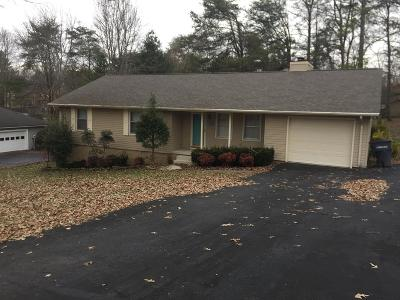 Cookeville Single Family Home For Sale: 851 Pen Oak Drive