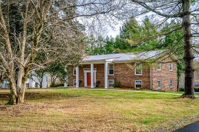 Cookeville Single Family Home For Sale: 568 Scenic Lane