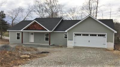 Cookeville Single Family Home For Sale: 5500 Burgess Allen Rd