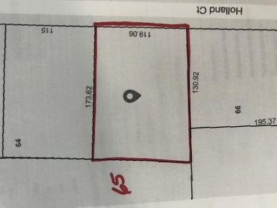 Cookeville Residential Lots & Land For Sale: 5058 Holland Ct