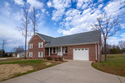 Sparta Single Family Home For Sale: 6172 Burgess Falls Road