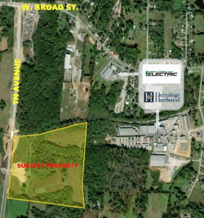 Cookeville Residential Lots & Land For Sale: 52.94 Ac Tennessee Ave
