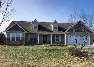 Cookeville Single Family Home For Sale: 3411 Northwind Drive