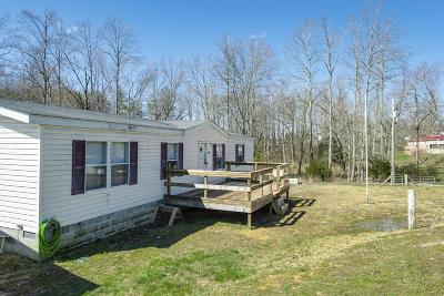 Cookeville Single Family Home For Sale: 2110 Ditty Road