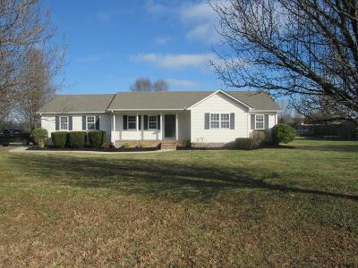 Cookeville Single Family Home For Sale: 3797 Brookwood Lane
