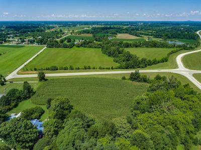 Commercial For Sale: 4.5 Ac Overpass Road