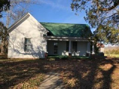 Sparta Single Family Home For Sale: 831 Ray Broyles Road