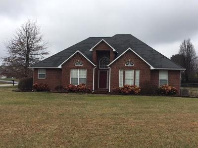 Cookeville Single Family Home For Sale: 3524 Aspen Trail
