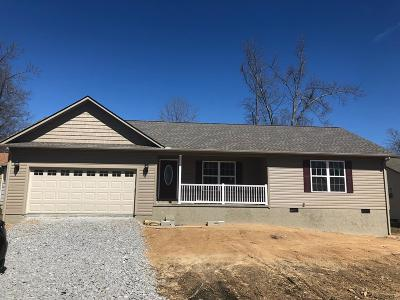 Crossville Single Family Home For Sale: 5005 Pawnee Rd
