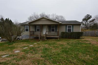 Cookeville TN Single Family Home For Sale: $138,500
