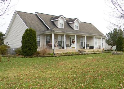 Cookeville TN Single Family Home For Sale: $189,000