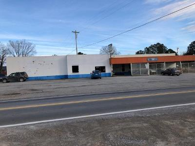 Cookeville Commercial For Sale: 1470 Jefferson Avenue