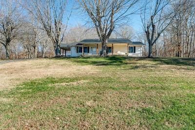 Cookeville Single Family Home For Sale: 8587 Spring Creek Road