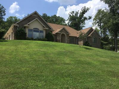 Crossville Single Family Home For Sale: 36 Cedar Ridge Circle