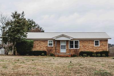 Sparta Single Family Home For Sale: 245 County House Road