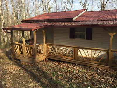 Sparta Single Family Home For Sale: 993 Sugar Camp Road