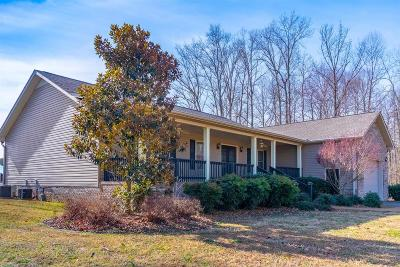 Cookeville Single Family Home For Sale: 2141 Cunningham