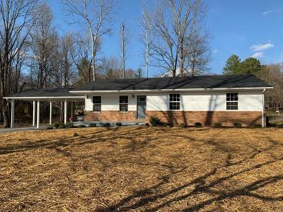 Cookeville Single Family Home For Sale: 545 Shepherd Hills Road