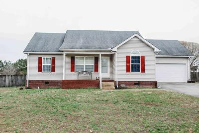Cookeville Single Family Home For Sale: 7135 Dodson Branch Road