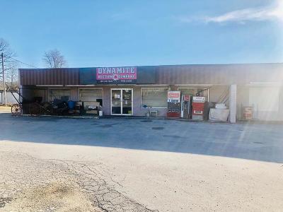 Rickman Commercial For Sale: 4105 Rickman Road