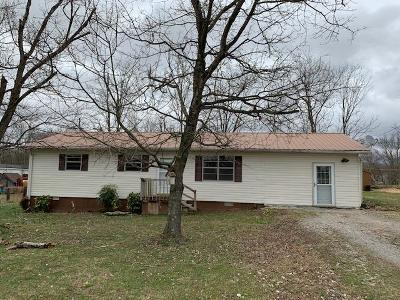 Cookeville TN Single Family Home For Sale: $95,000