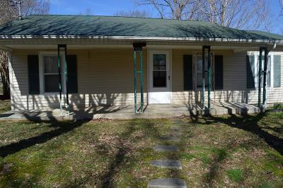 Cookeville TN Single Family Home For Sale: $82,900