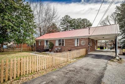 Cookeville TN Single Family Home For Sale: $177,900
