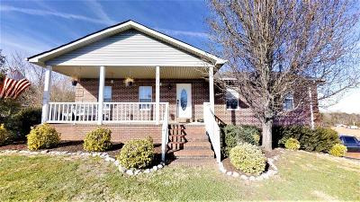 Cookeville Single Family Home For Sale: 515 Willis Martin