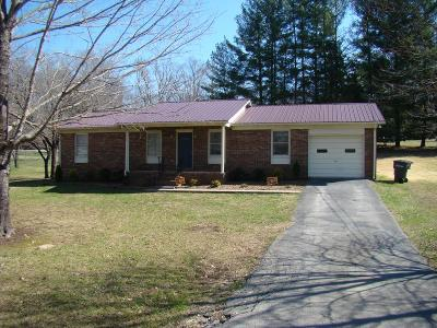 Cookeville Single Family Home For Sale: 1035 Morningside Drive