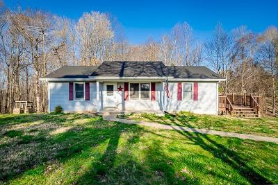 Livingston Single Family Home For Sale: 154 Old Standing Stone Rd
