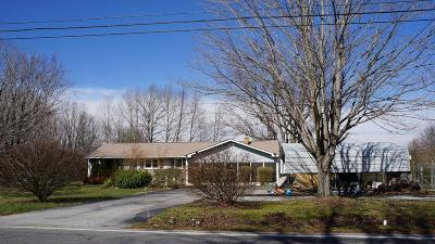 Crossville Single Family Home For Sale: 1231 Highway 68