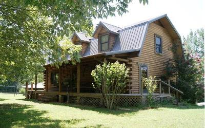 Sparta Single Family Home For Sale: 550 County House Rd