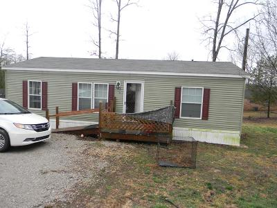 Cookeville TN Single Family Home For Sale: $80,500