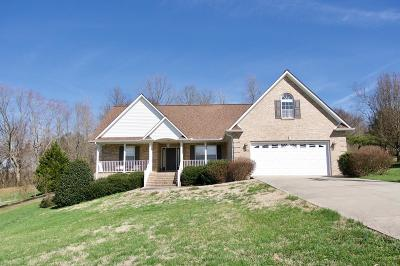 Cookeville Single Family Home For Sale: 3601 Brookstone Drive