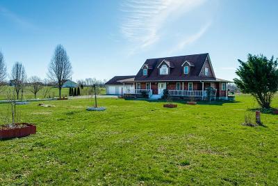 Crossville Single Family Home For Sale: 3526 Potato Farm Rd.