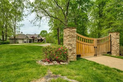 Baxter Single Family Home For Sale: 894 Sunny Point Road
