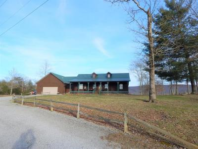 Crossville Single Family Home For Sale: 8429 Highway 127