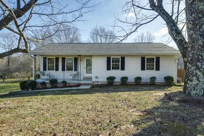 Sparta Single Family Home For Sale: 4394 Robert Matthews Highway