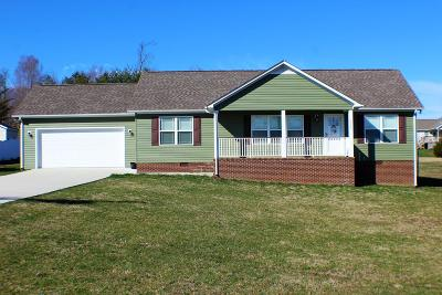 Cookeville TN Single Family Home For Sale: $184,500